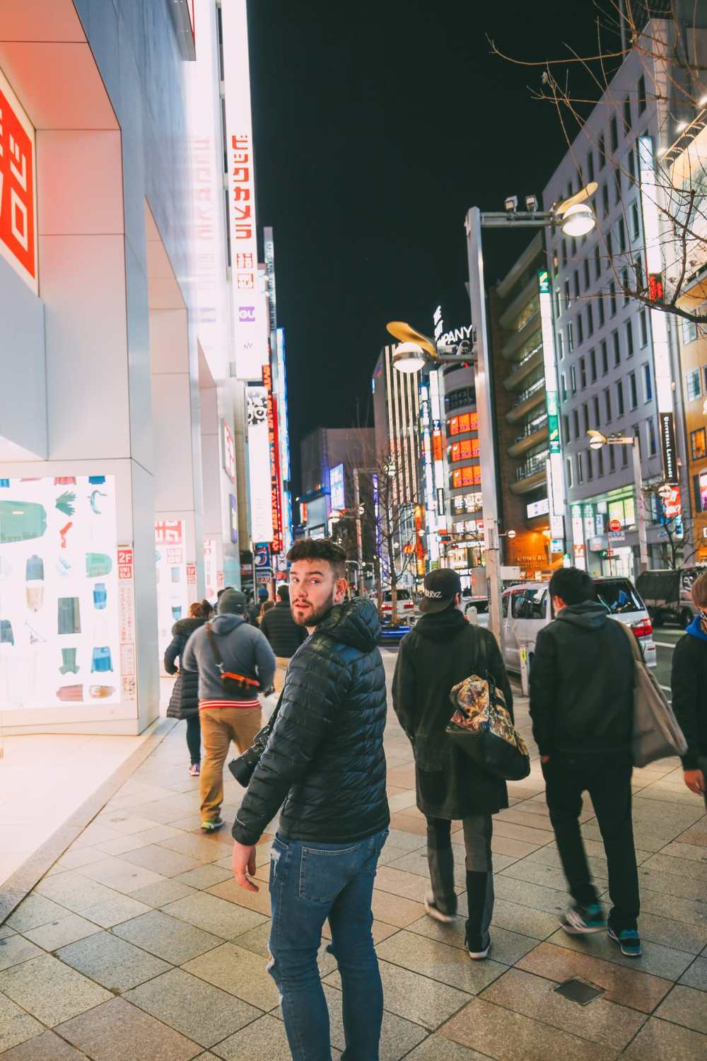 The Famous Shibuya Crossing And Dancing Robots... In Tokyo, Japan (25)