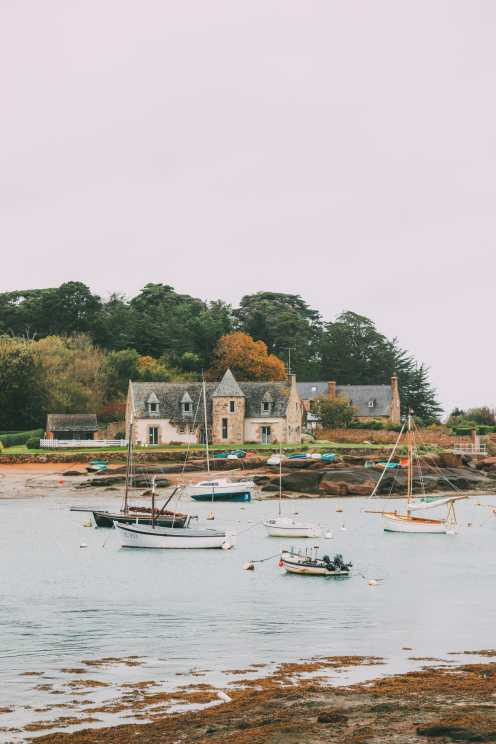 The Perfect Weekend Itinerary For Visiting Brittany - France's Beautiful Celtic Region (38)