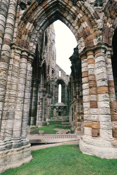 Exploring Ancient England - Robin Hood's Bay And Whitby Abbey (34)