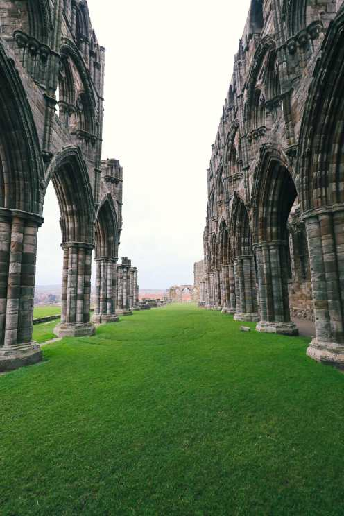 Exploring Ancient England - Robin Hood's Bay And Whitby Abbey (43)