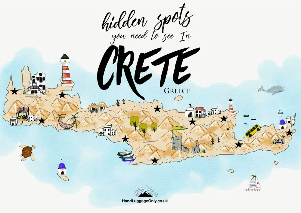 Your Complete Plan Of Things To See And Do In Crete, Greece