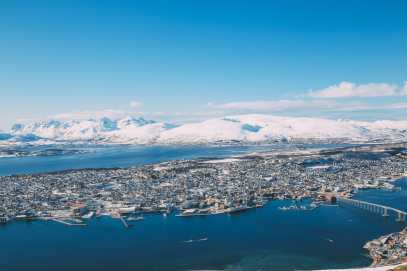This Is The Best View In Tromso, Norway... (9)