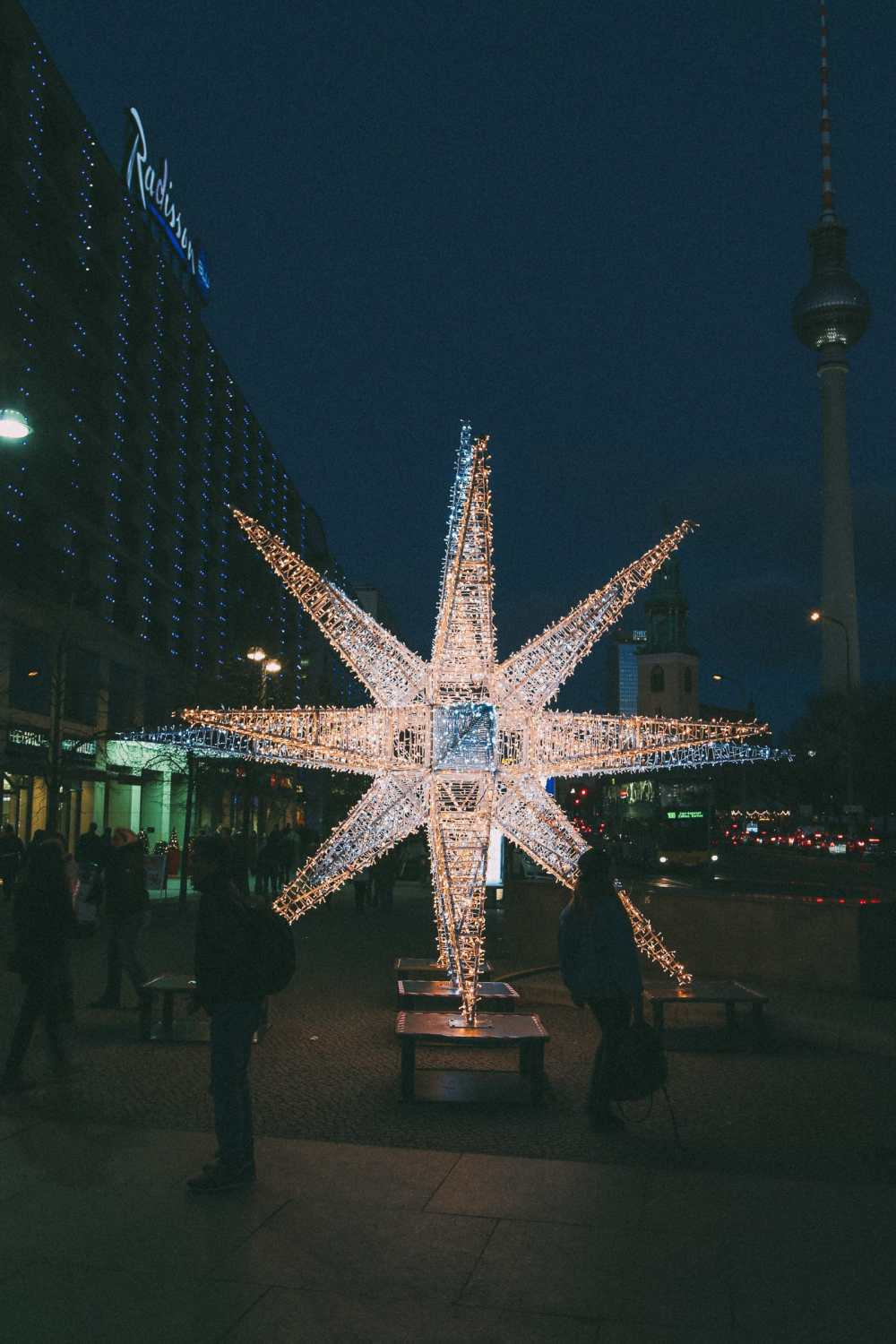 German Christmas Market In Berlin, Germany (36)