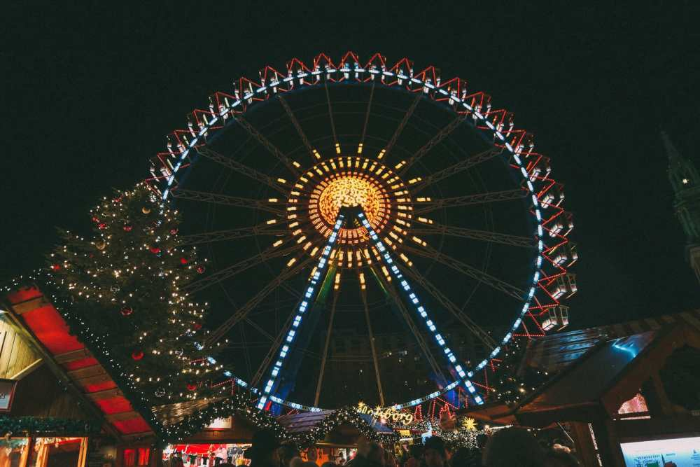 German Christmas Market In Berlin, Germany (47)