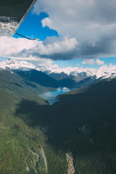 From Vancouver To Whistler - The Most Incredible View In Canada! (53)