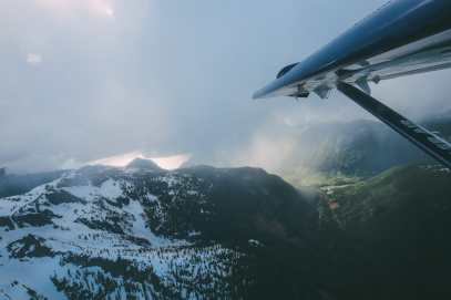 From Vancouver To Whistler - The Most Incredible View In Canada! (66)