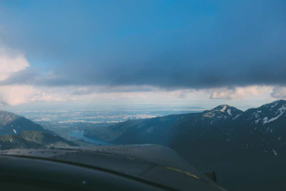From Vancouver To Whistler - The Most Incredible View In Canada! (68)