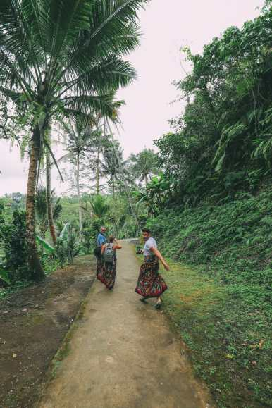 Bali Travel - Tegalalang Rice Terrace In Ubud And Gunung Kawi Temple (42)