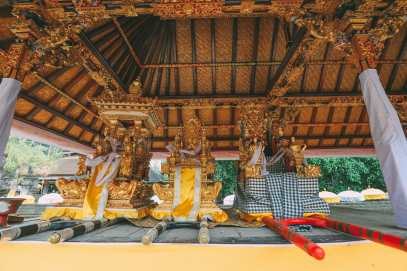 Finding A Secret Waterfall in Bali, Tirta Empul Temple And Mount Batur Volcano (23)