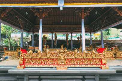 Finding A Secret Waterfall in Bali, Tirta Empul Temple And Mount Batur Volcano (24)