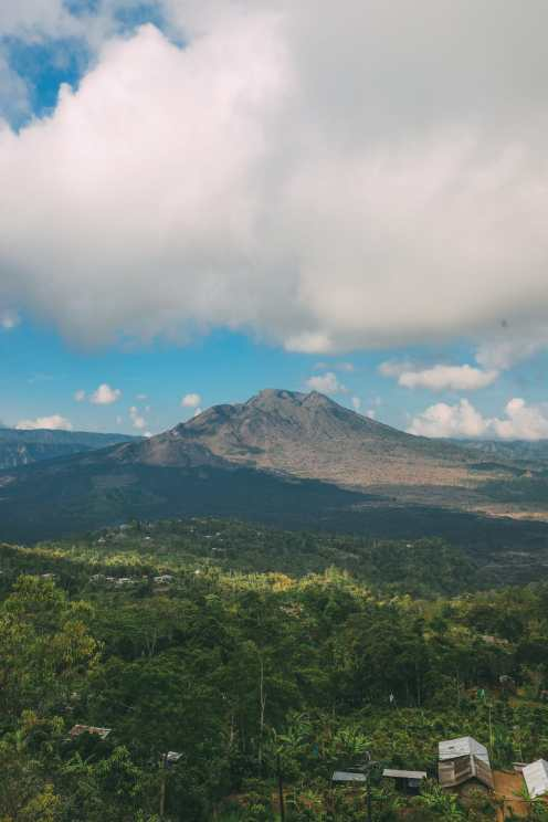 Finding A Secret Waterfall in Bali, Tirta Empul Temple And Mount Batur Volcano (29)