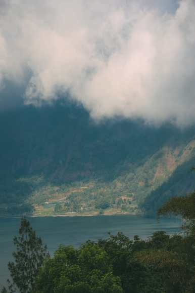 Finding A Secret Waterfall in Bali, Tirta Empul Temple And Mount Batur Volcano (31)