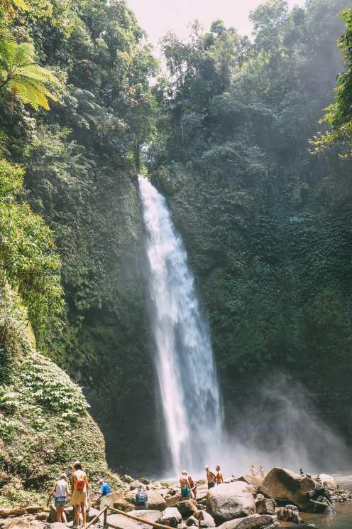 Bali Travel - The Beautiful Nungnung Waterfall And Ulun Danu Bratan Temple (5)