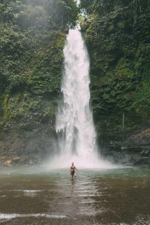 Bali Travel - The Beautiful Nungnung Waterfall And Ulun Danu Bratan Temple (13)
