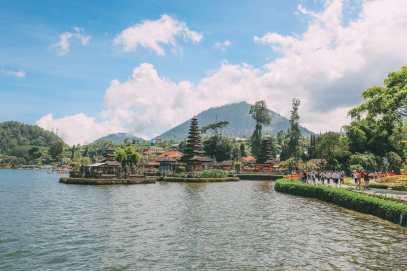 Bali Travel - The Beautiful Nungnung Waterfall And Ulun Danu Bratan Temple (35)