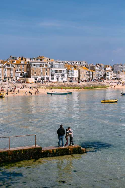 Places To Visit On The The Coast Of Cornwall, England (2)