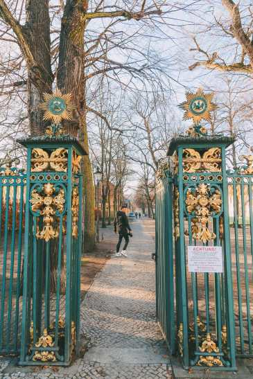 Visiting Charlottenburg Palace and The Berlin Cathedral… In Berlin, Germany (2)