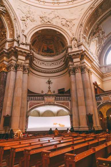Visiting Charlottenburg Palace and The Berlin Cathedral… In Berlin, Germany (31)