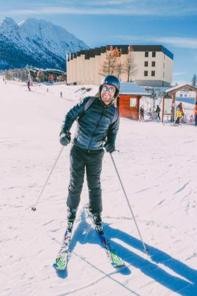Skiing In Montgenevre, France (14)