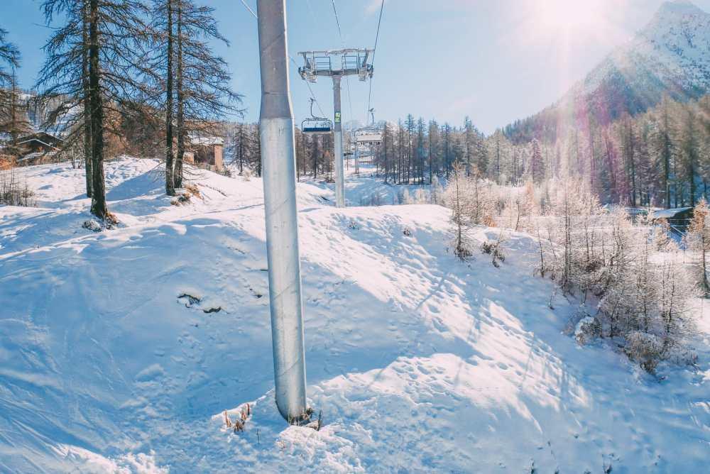 Skiing In Montgenevre, France (16)