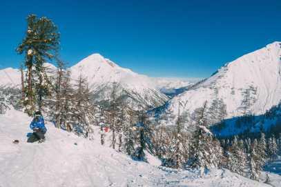 Skiing In Montgenevre, France (26)