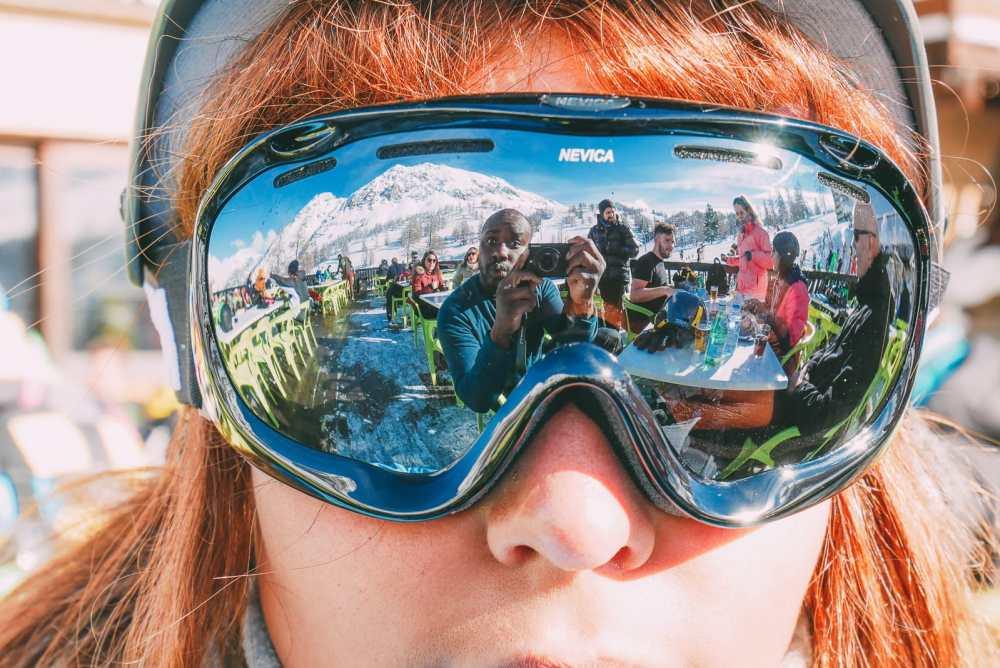 Skiing In Montgenevre, France (34)