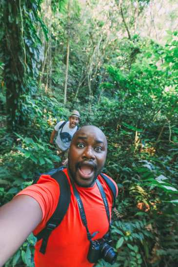 Hiking To The Top Of A Volcano... In the Caribbean! (4)
