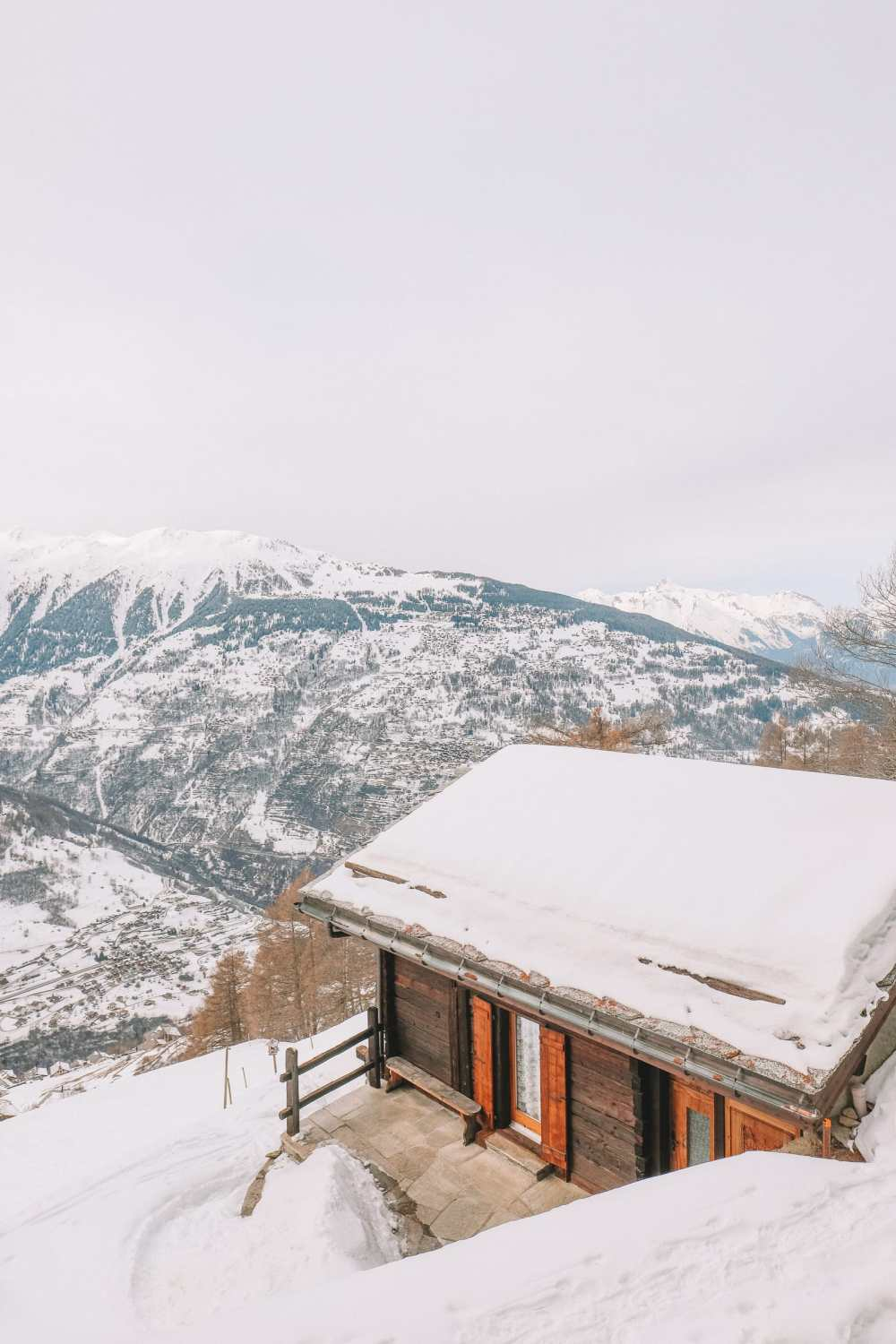 Exploring Swiss Villages In Saint Martin, Valais... (21)