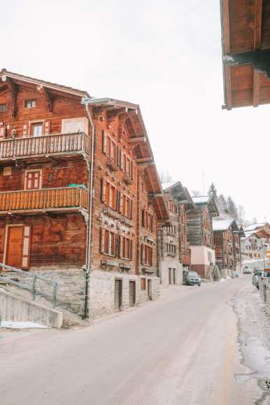 Exploring Swiss Villages In Saint Martin, Valais... (29)