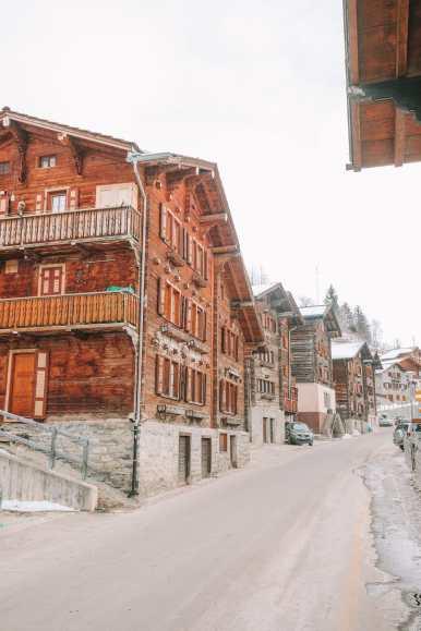 Exploring Swiss Villages In Saint Martin, Valais... (29)