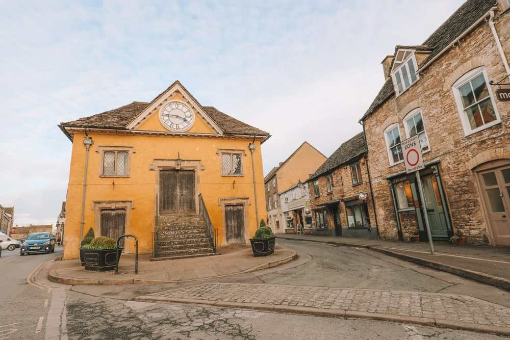 A Trip The Beautiful English Town Of Tetbury In The Cotswolds... (36)