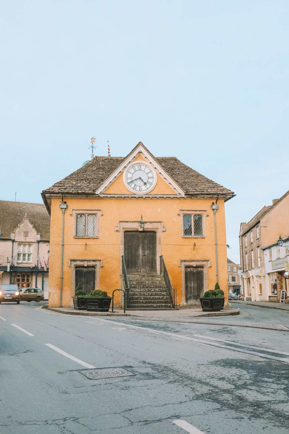 A Trip The Beautiful English Town Of Tetbury In The Cotswolds... (52)