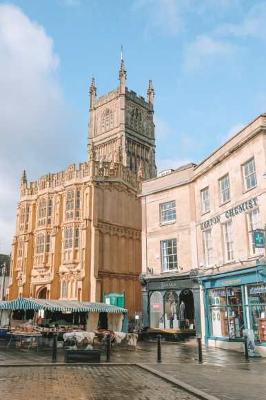 The Beautiful Market Town Of Cirencester, England... (15)