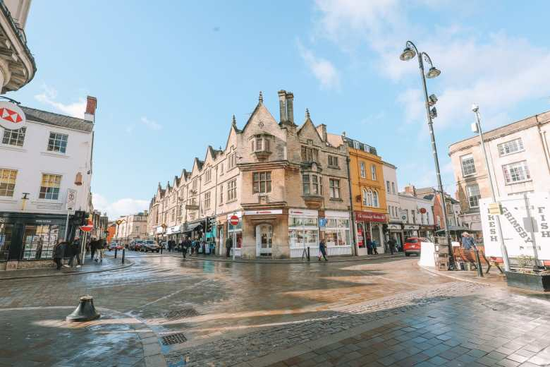 The Beautiful Market Town Of Cirencester, England... (56)