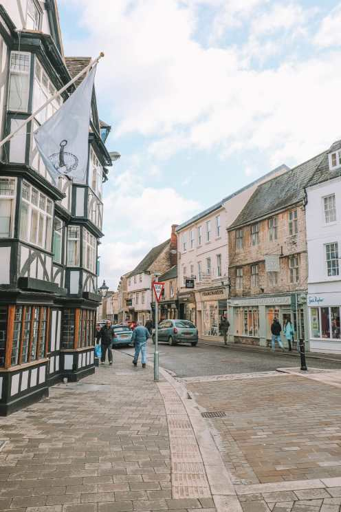 The beautiful market town of Cirencester, England ... (59)