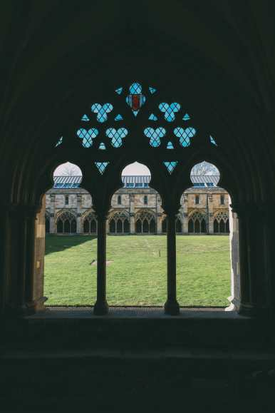 A Day In English Medieval City Of Norwich (8)