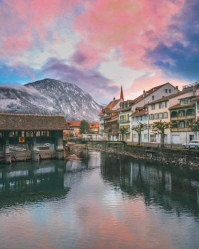 A Journey To Jungfraujoch And The Beautiful Town Of Interlaken, Switzerland