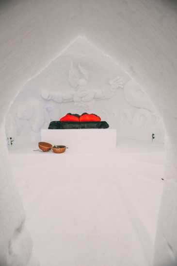 Sleeping In An Igloo Under The Matterhorn... In Zermatt, Switzerland (29)