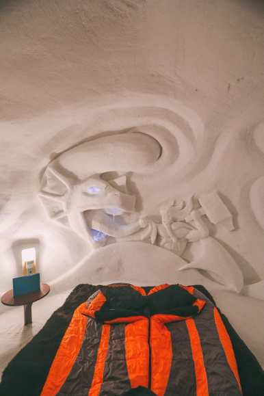 Sleeping In An Igloo Under The Matterhorn... In Zermatt, Switzerland (32)