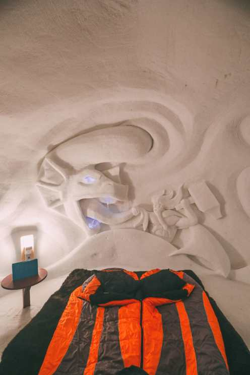Sleeping In An Igloo Under The Matterhorn... In Zermatt, Switzerland (32)
