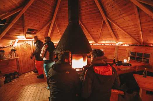 Sleeping In An Igloo Under The Matterhorn... In Zermatt, Switzerland (41)