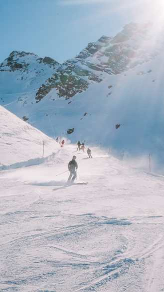 Skiing In Zermatt, Switzerland... (10)