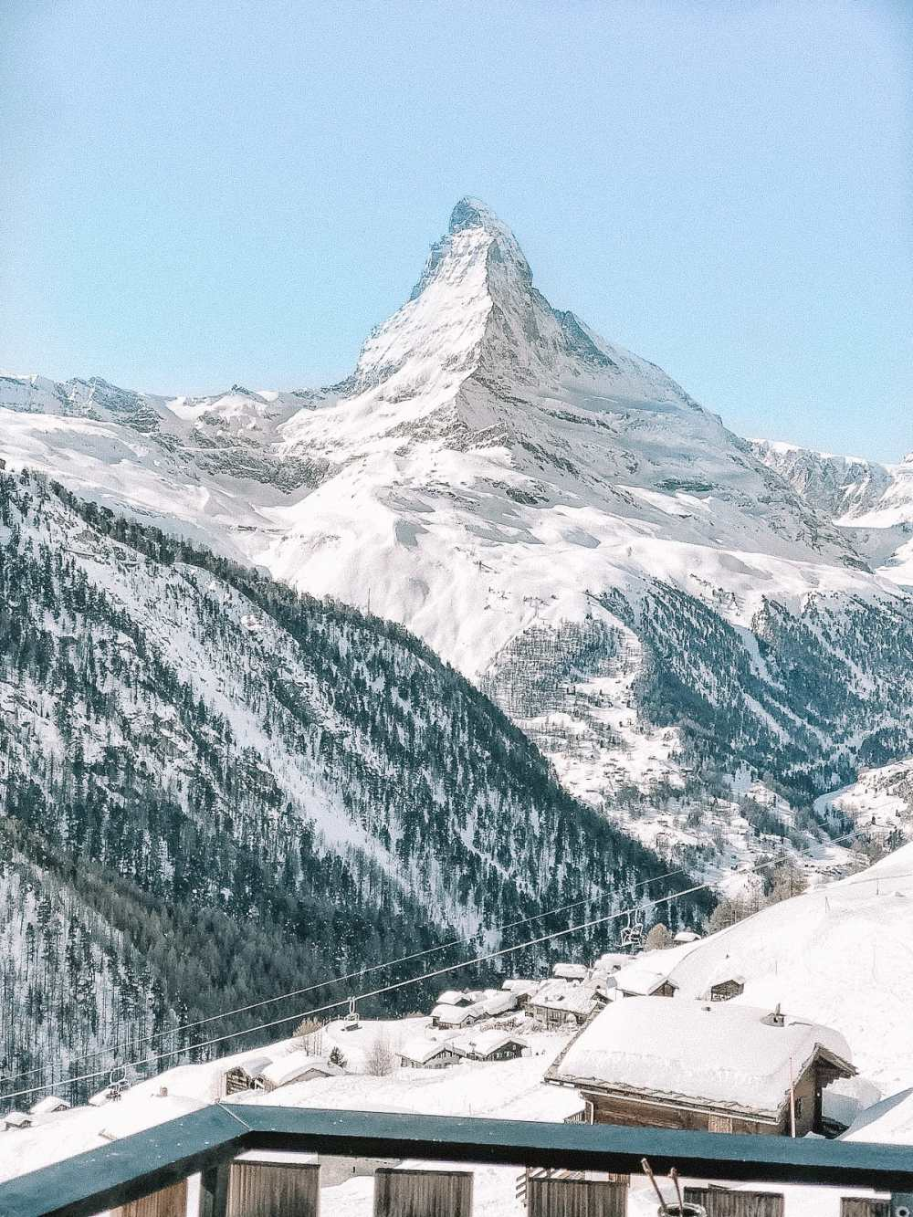 Skiing In Zermatt, Switzerland... (12)