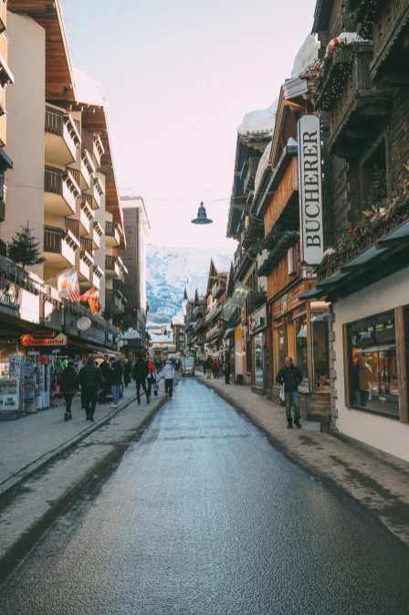 Skiing In Zermatt, Switzerland... (21)