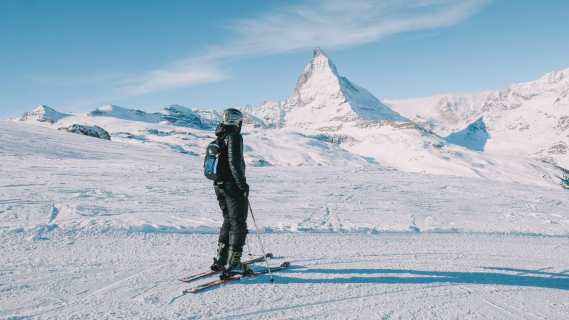 Skiing In Zermatt, Switzerland... (6)