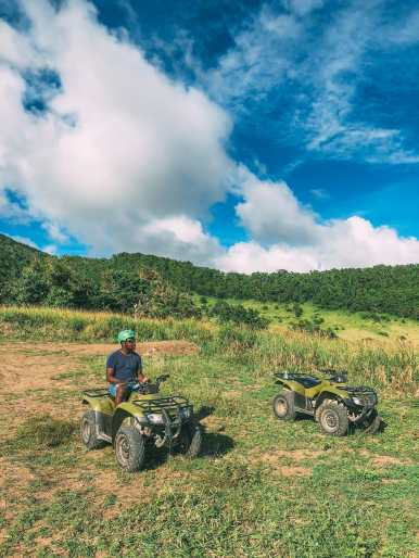 Afternoons In Basseterre And Off-Roading In The Rainforest... In St Kitts, The Caribbean (41)