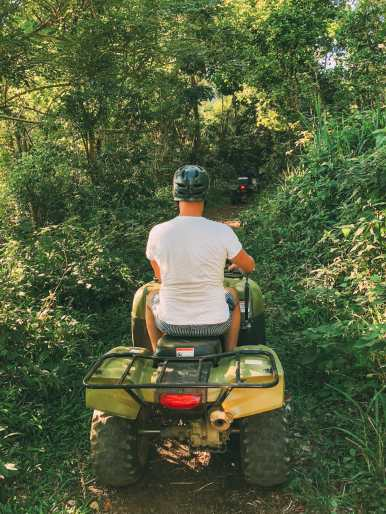 Afternoons In Basseterre And Off-Roading In The Rainforest... In St Kitts, The Caribbean (42)