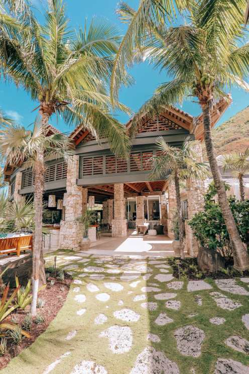 Down At The Beach House... In St Kitts, The Caribbean (9)
