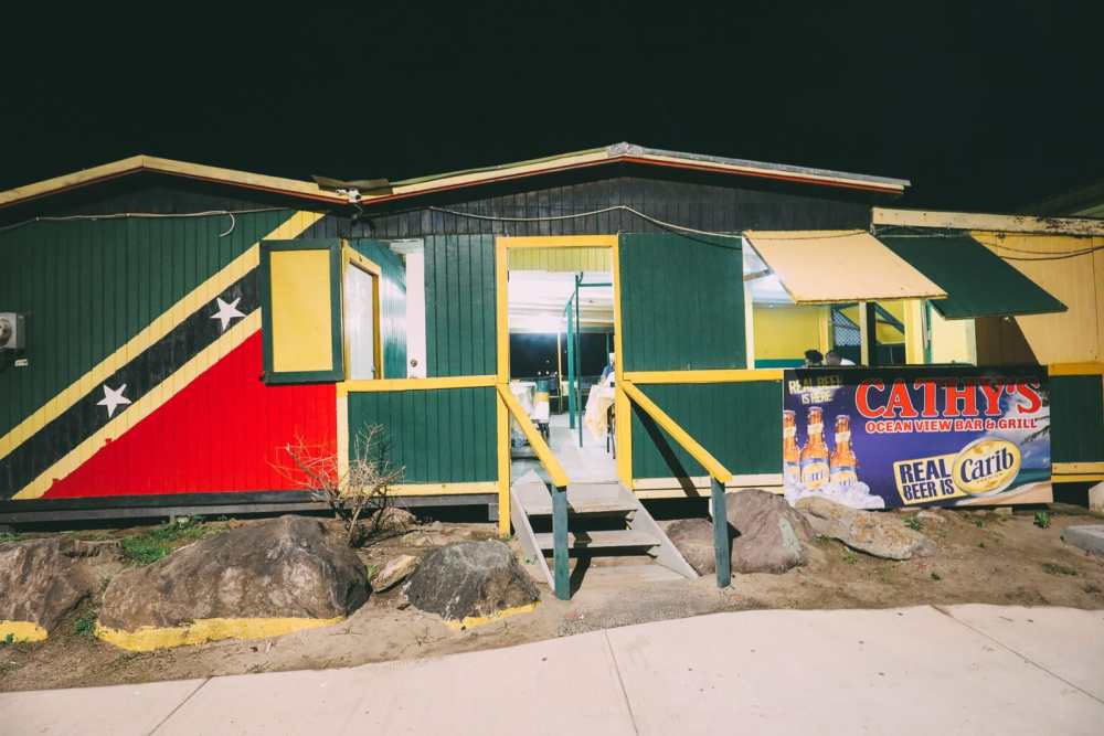 Down At The Beach House... In St Kitts, The Caribbean (44)