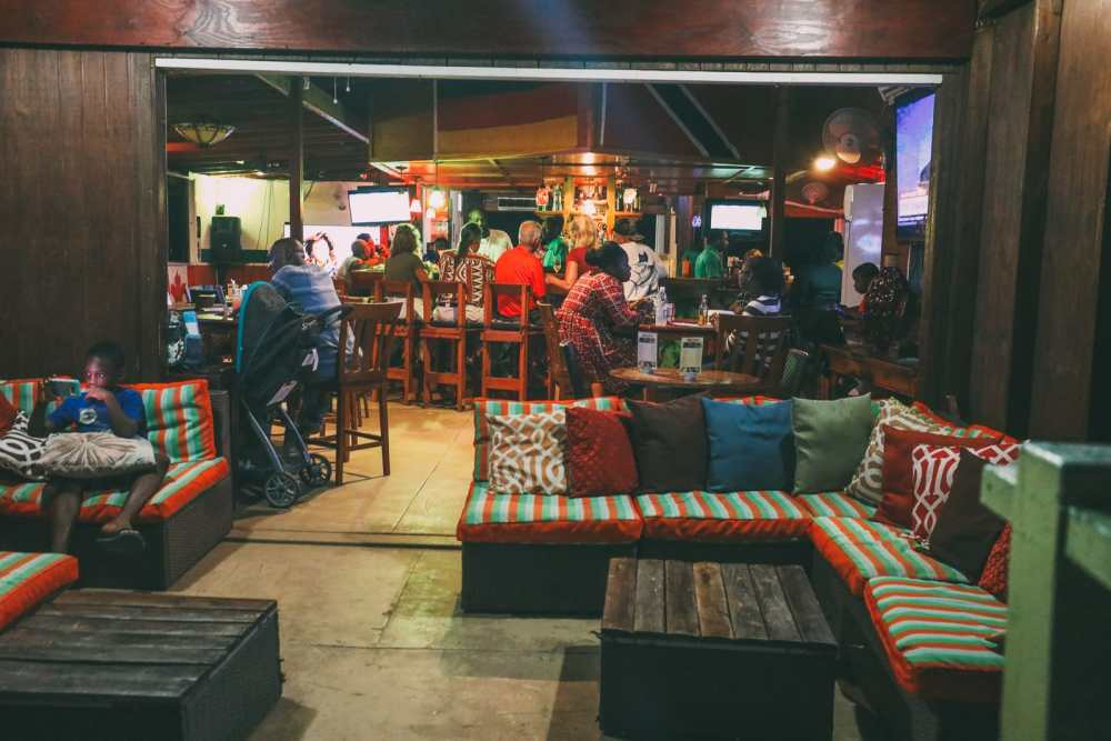 Down At The Beach House... In St Kitts, The Caribbean (48)